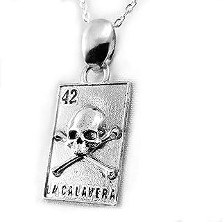 La Calavera LOTERIA - silver