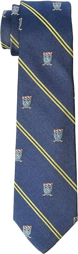 Tennis Crest Tie