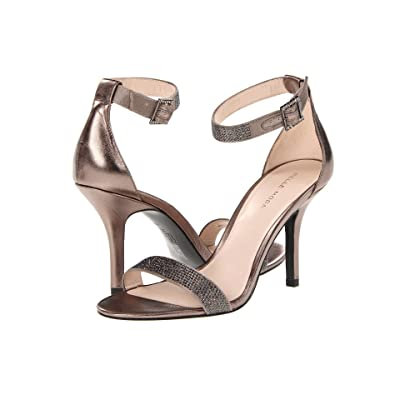 Pelle Moda Kacey (Pewter Silk) High Heels