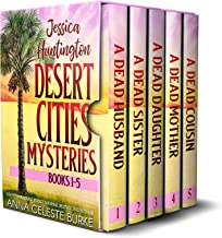 Jessica Huntington Desert Cities Mystery Series (Books 1-5)