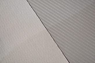 Carbon Fiber Vinyl Gray Marine Outdoor Auto Fabric Boat Upholstery