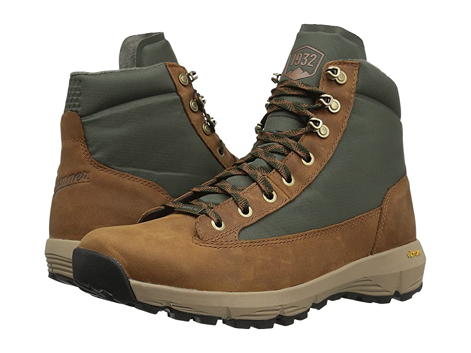 Danner Explorer 650 6 (Brown/Green) Men
