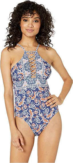 Way to Boho One-Piece