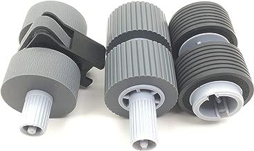 OKLILI PA03338-K011 PA03576-K010 PA03338-K010 Pick Pickup Roller Brake Roller Compatible with fi-6770 fi-6670 fi-6770A fi-...