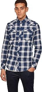 G-STAR RAW 3301 Slim Shirt Camisa Vaquera para Hombre