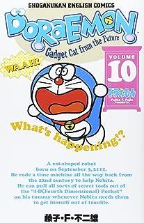 Doraemon: Gadget cat from the future, Volume 10