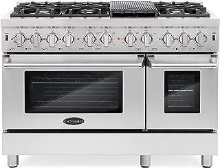 Best dual fuel double oven freestanding range Reviews
