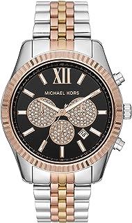 Michael Kors Orologio Cronografo Quarzo Uomo con Cinturino in Acciaio Inox MK8714