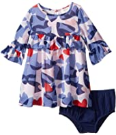 Kate Spade New York Kids - Confetti Hearts Dress (Infant)