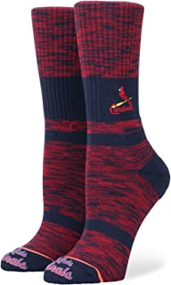 Stance W556A18CAR Women's Cardinals Classic Crew Sock