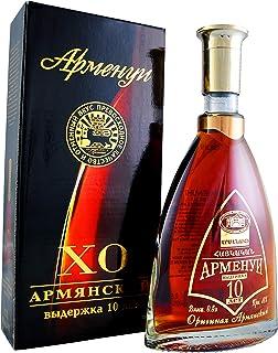 Armenischer Brandy Armenuhi, 0,5L Flasche, 10 Jahre gereift