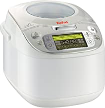 Tefal Rice Cooker & multicooker RK812 with Spherical Bowl for homogeneous and Perfect Cooking