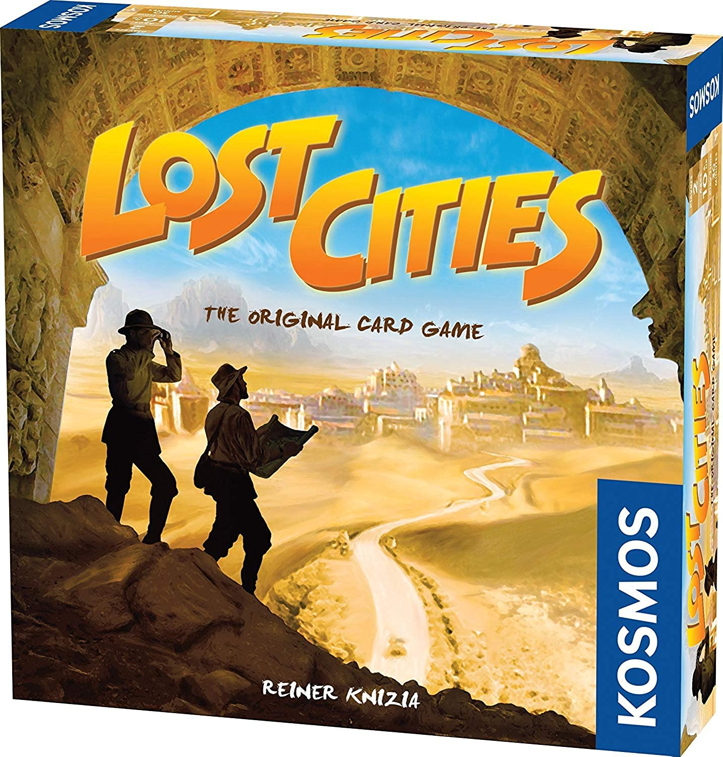 Kosmos 691820  LOST CITIES