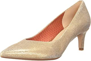 Clarks Girl's Leather Formal Shoes