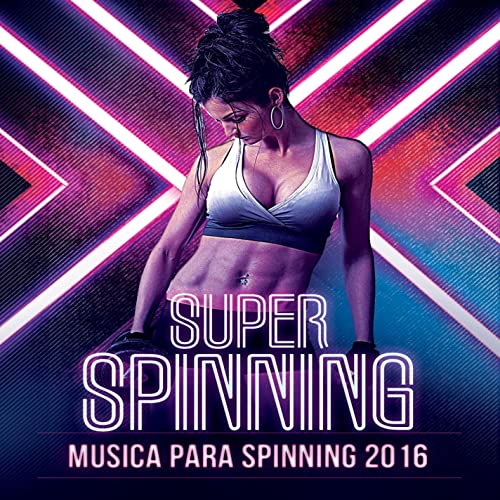 Super Spinning Música para Spinning 2016 (Top canciones Electronicas para Correr, Ejercicio, Gym y Crossfit) de Power Muscle DJs en Amazon Music - Amazon.es