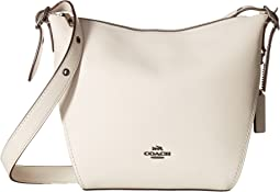 COACH - Small Dufflette in Natural Calf Leather
