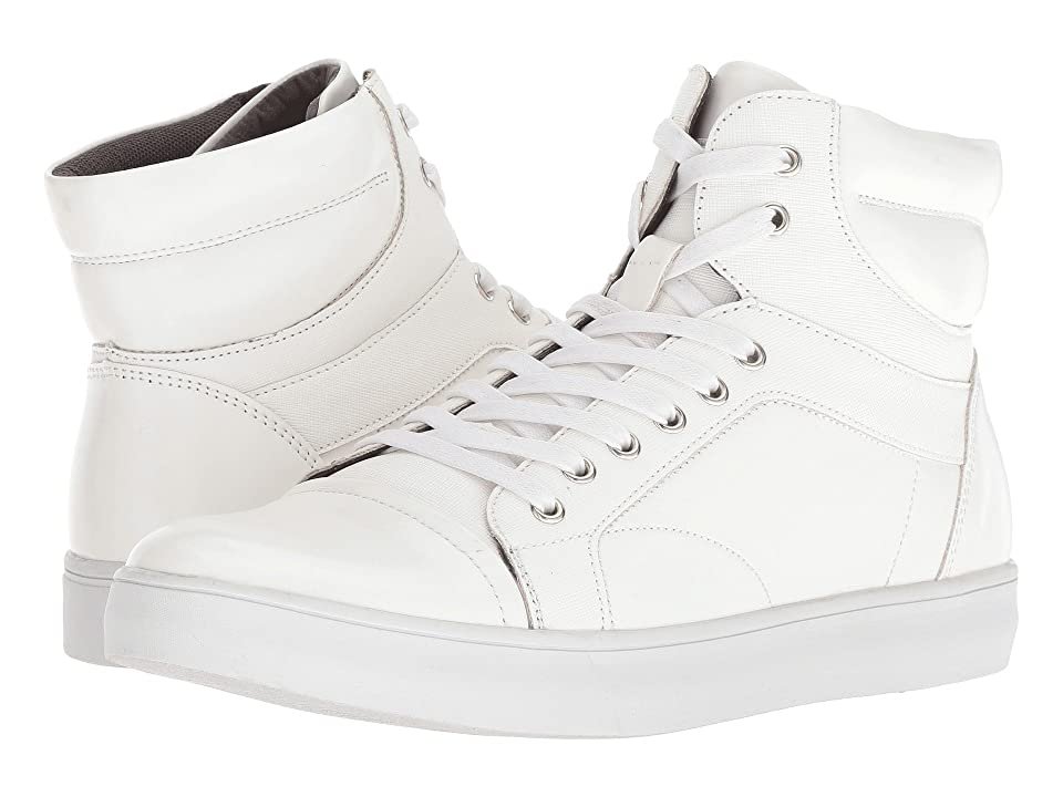 Kenneth Cole Unlisted Drive Sneaker B (White) Men