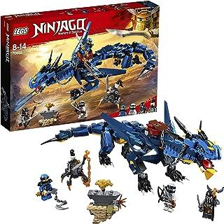 LEGO Ninjago Storm Bringer Dragon Toy, Multi-Colour