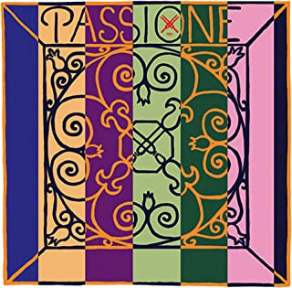 Pirastro Passione Violin E String - 4/4 size - Medium Gauge - Ball End