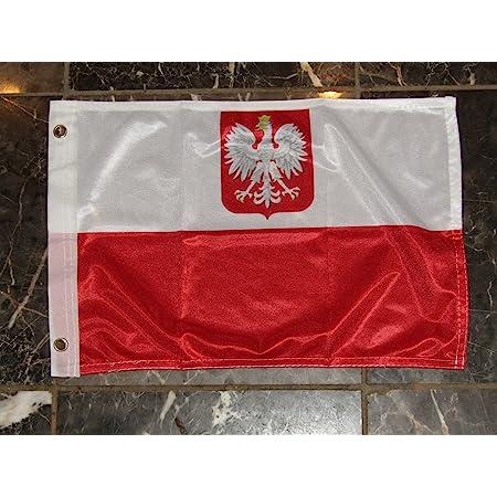 12x18 12/'/'x18/'/' German Germany Super Polyester Boat Flag Banner Grommets1