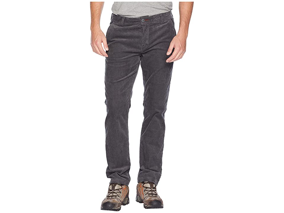 Toad&Co Cohort Cord Slim Pants (Iron Throne) Men