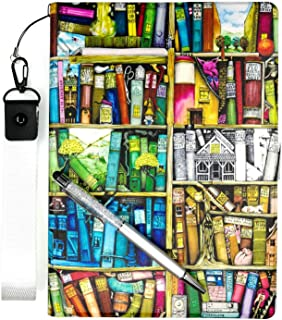 E-Reader Case for Pocketbook 615 Plus Case Stand PU Leather Cover SJ
