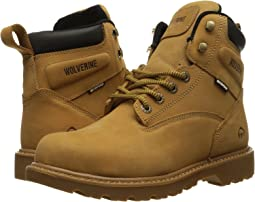 Wolverine Floorhand Steel Toe
