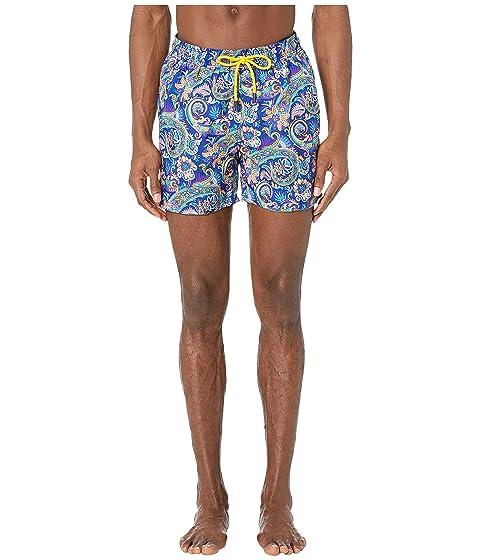 Etro Tropical Paisley Swimsuit
