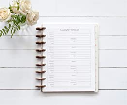 password keeper happy planner