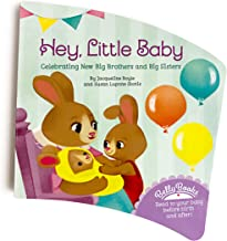 Hey Little Baby: A Belly Book