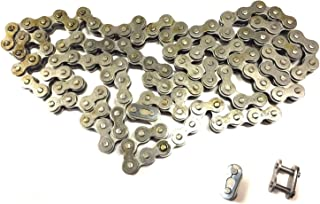 84 Link Replacement Drive Chain Baja Dirt Runner DR50 DR49 Mini Dirt Bikes