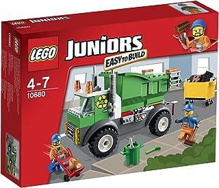 LEGO - Camión de la Basura, Multicolor (10680)
