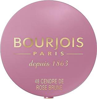 Bourjois Blush -48 Cendre De Rose Brune by Bourjois for Women - 0.08 oz