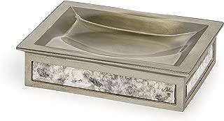 Kassatex Inc Palazzo Soap Dish Antique Silver
