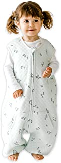 TEALBEE DREAMSUIT: Baby & Toddler Wearable Blanket - Sleeping Sacks for Toddlers & Babies - Keep Warm In Sleep with 0.8 TO...
