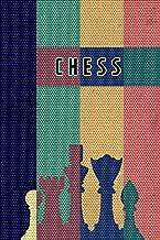 Chess Notebook: Composition Book / Notebook / Journal ( 6