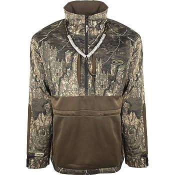 Drake Guardian Flex 1//4Zip Eqwader Shell Jacket BOT 2XLarge