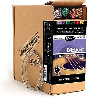 D'AddarioEXP26-B25 25 件装 Custom Light, 11-52