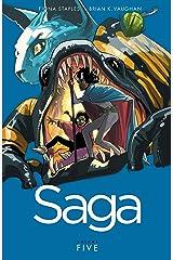 Saga Vol. 5 Kindle Edition