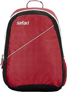 Safari Red Casual Backpack (OBLIQUE19CBRED)