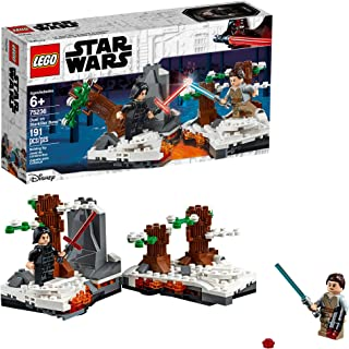 LEGO Star Wars: The Force Awakens Duel on Starkiller Base 75236 Building Kit, New 2019 (191 Pieces)
