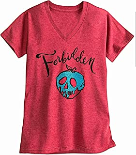 Pure Evil Skimmer Tee For Juniors by Disney Store Size S