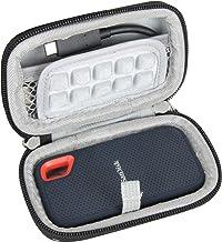 Hermitshell Hard Travel Case for SanDisk 500GB / 250GB / 1TB / 2TB Extreme Portable SSD (SDSSDE60)