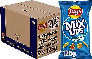 Lay's Mixups Paprika Chips, Doos 9 stuks x 125 g