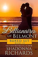 The Billionaires of Belmont Boxed Set (Books 1-2) Kindle Edition