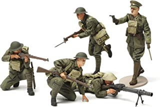 Tamiya Models World War I British Infantry Set