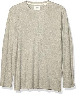 Men's Cotton Cashmere Long Sleeve Louis Henley