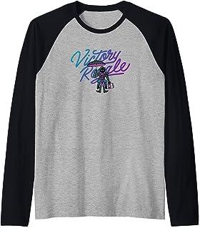 Fortnite Raven Victory Royale Camiseta Manga Raglan