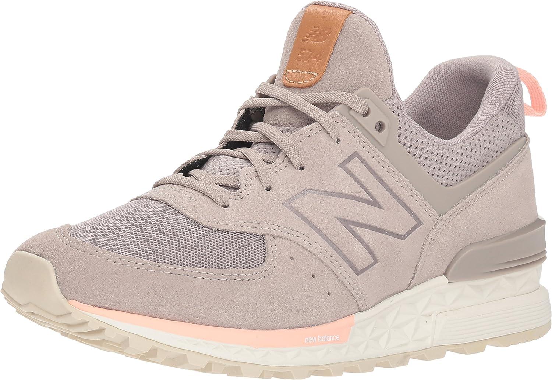 New Balance WS574 W Schuhe lila  | Exquisite (mittlere) Verarbeitung