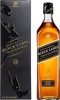 【販売量世界No.1 スコッチウイスキー】ジョニーウォーカー ブラックラベル 12年 [ ウイスキー イギリス 700ml ] [ギフトBox入り]